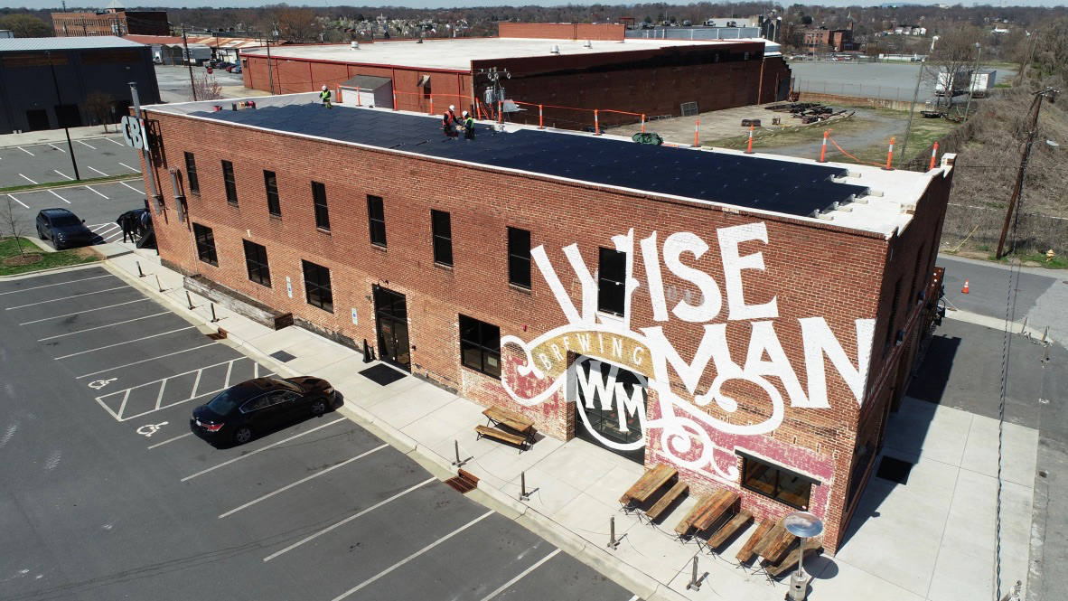 Wise-Man-Brewing-Commercial-Solar-Panel-Warehouse