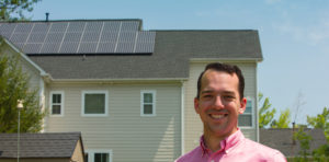 solar owner customer home