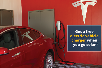 Limited Time Offer Go Solar And Get A Free Ev Charger
