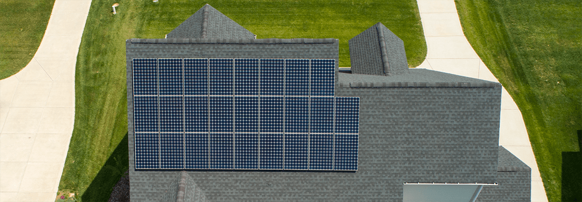greenville south carolina residential solar install