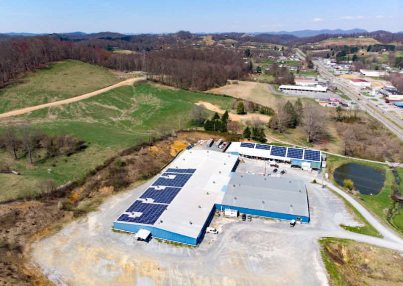 solar for manufacturing facilities renu energy solutions